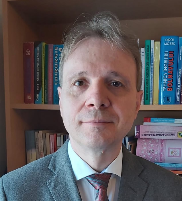 Dr. Eugen-Leonard Gurgaș